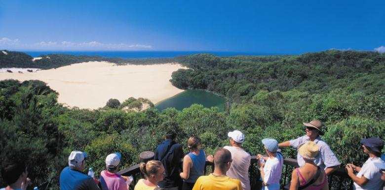 Cool Dingo Tours: 2 day 1 night ex Hervey Bay