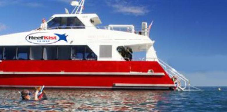 Cairns Dive Centre : 1 Day Outer Reef Trip
