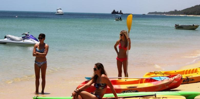 Adventure Moreton Island : Tour B (daytrip)