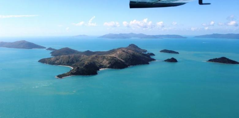 GSL Aviation : Reef and Island Scenic Flight