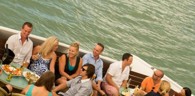 "Darwin Harbour Cruises: ""Charles Darwin"" Sunset Cruise"