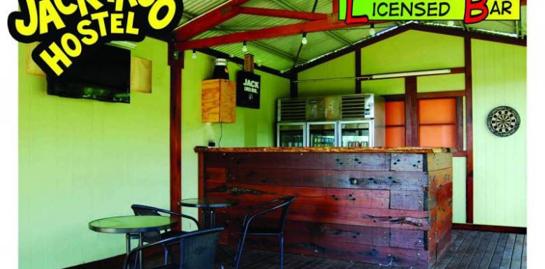 Jackaroo Hostel : Accommodation
