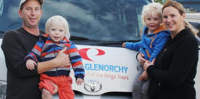 Pure Glenorchy Scenic Tours: half day Lord of The Rings Scenic Tour