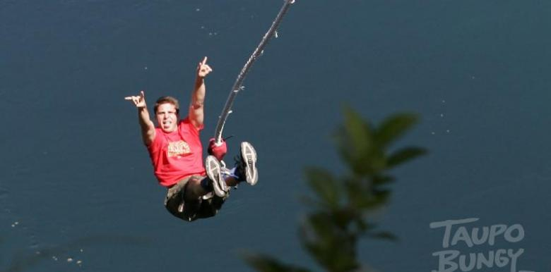 Taupo Tandem Skydiving: Air Extreme - Air 2 (Taupo Tandem Skydiving and Taupo Bungy)