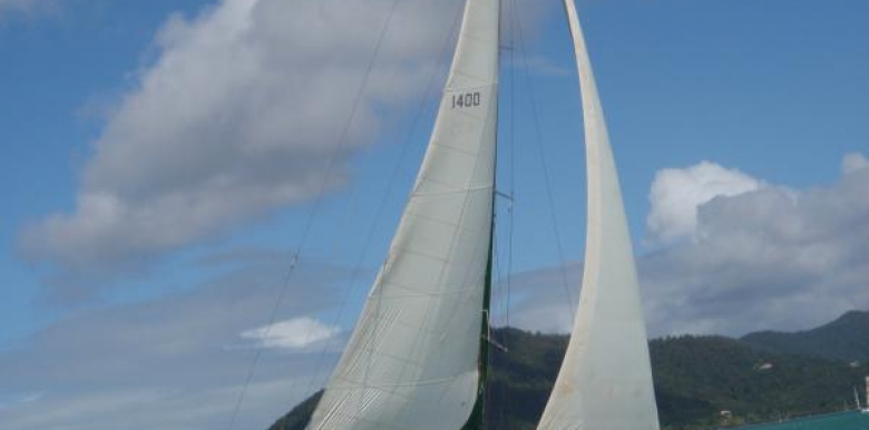 Apollo Sailing 3 Day / 2 Night Whitsunday Sailing Adventure