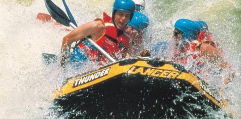 Xtreme Tully Rafting