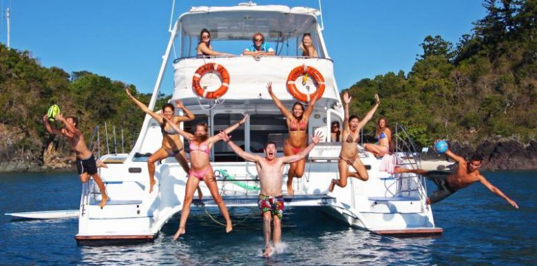 Powerplay: Whitsundays Catamaran 2 day 2 nights