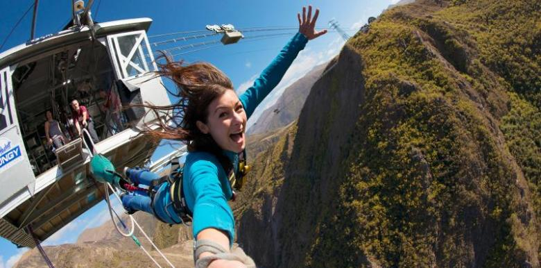 AJ Hackett Bungy: Queenstown Combo options